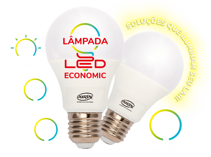 Lâmpada Led Economic!